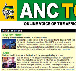 ANC Today speaks about the NHI