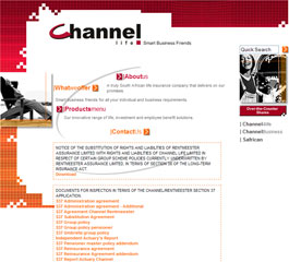 Channel Life Website