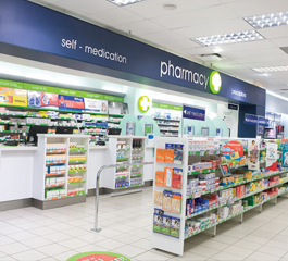 Clicks Group has plans to expand it's pharmacy arm