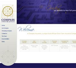 Compass Insurance Website