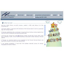 Homeloan Guarantee Company Website
