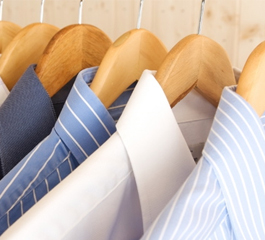 Survey shows that men tend to underinsure their wardrobe