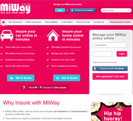 Miway Website