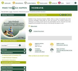 Nedcor Website