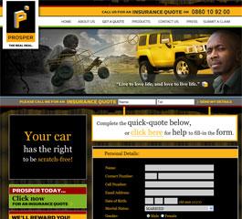 Prosper Website