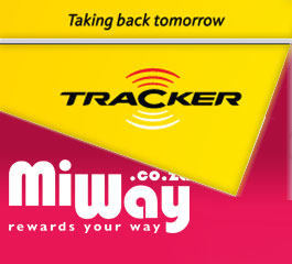 MiWay signs deal with Tracker SA